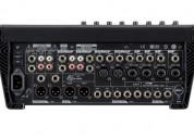 Consola audio mgp12x consola de mezcla premium de