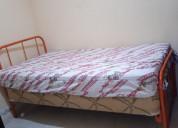 Vendo camas y colchones a buen precio
