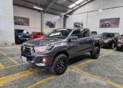 Toyota hilux cs 4x4 diesel 2019 40000 kms