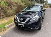 Nissan murano 4x2 at 2017 48700 kms