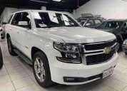 Chevrolet tahoe hibrido 2020 28000 kms