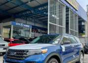 Ford explorer 2021 en guayaquil