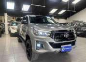 Toyota hilux 2020 45000 kms