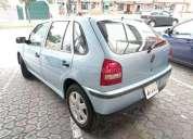 Volkswagen gol confort 2002 230000 kms