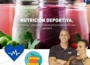 Nutrición deportiva fitness & health institute edu