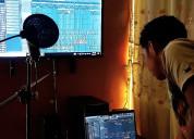 Busco trabajo como productor musical
