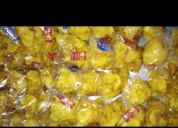 Venta de snacks de chifles maduritos papás
