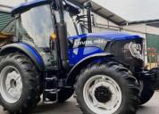 Operador de tractor agrícola