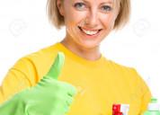 Mujer para servicio domestico