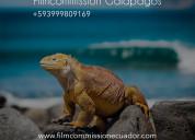 Fixer en galápagos