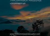 Locaciones filmicas en la amazonia