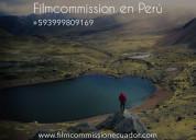 Productoras de televisión en perú