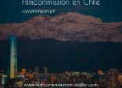 Filmicas locaciones en chile
