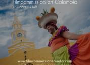 Productoras de cine y televisión en colombia
