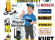 Reparación de hidrolavadoras 0980038751 guayaquil